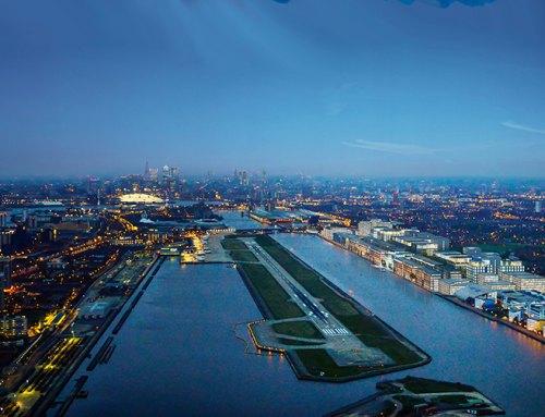 Redevelopment of the Royal Albert Dock, London