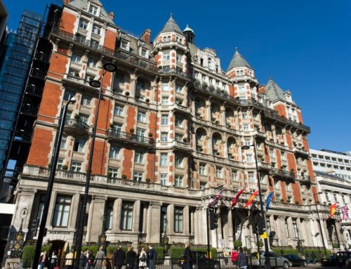 Mandarin Oriental Hotel, London