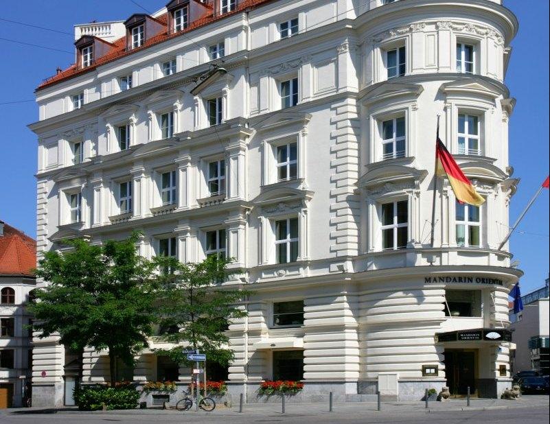 site réputé 3d9e6 12c81 Mandarin Oriental Hotel, Munich | WT Partnership UK & Europe